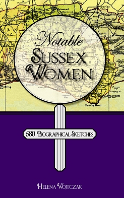 notable sussex women